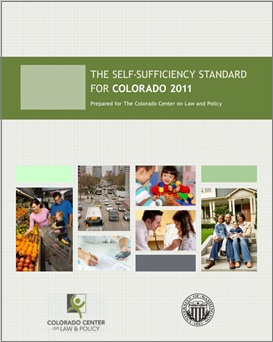 Self-Sufficiency Standard report