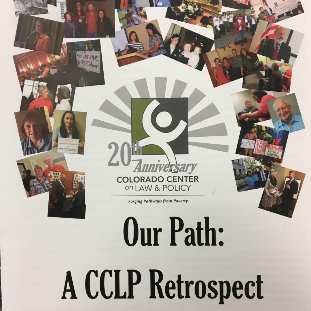 Our Path: A CCLP 20th Anniversary Retrospect