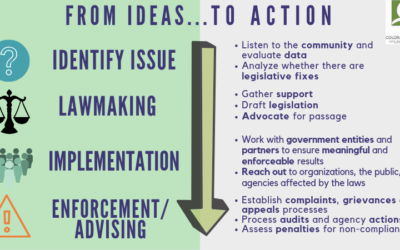 The Long, Winding Road to Implementing Health and Economic Justice Legislation