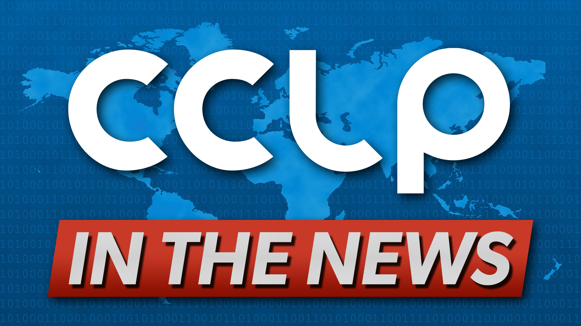 CCLP in the news