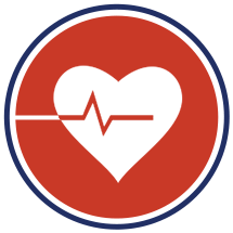Focus area health icon