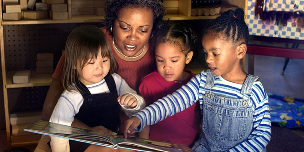 Quality, affordable childcare improves education and training opportunities