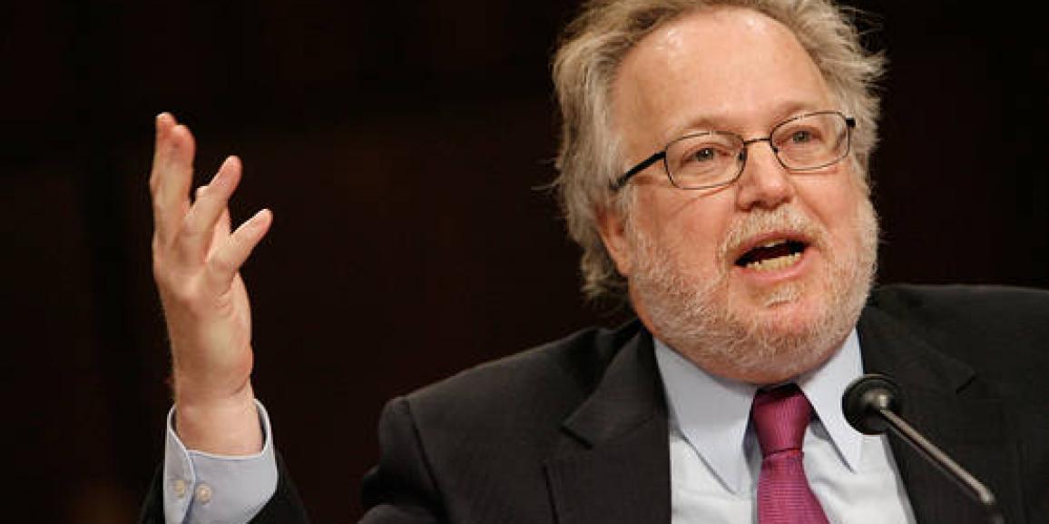 Meet an 'economics legend' on Oct. 9